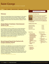 Saint George Orthodox Church of New Kensington's Wordpress site